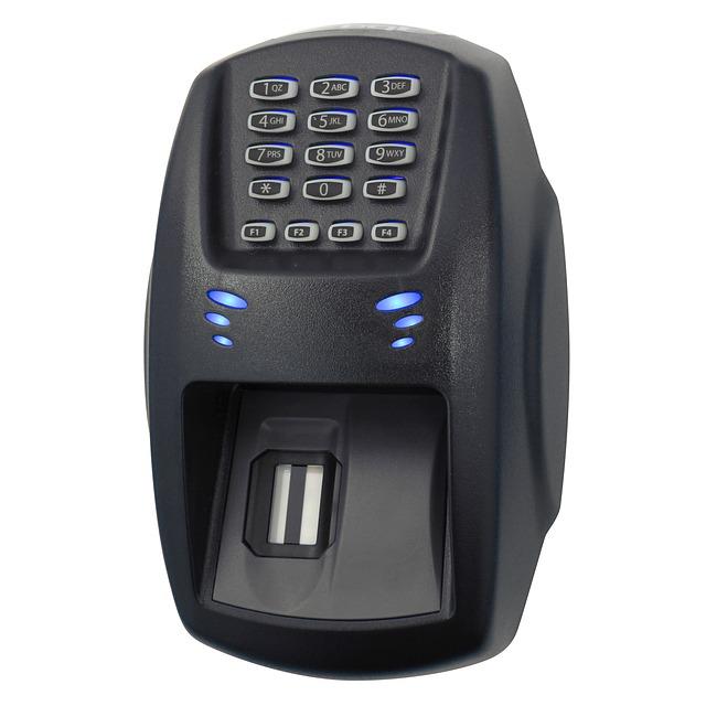 lecteur biometrique
